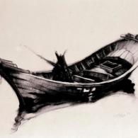 Barca al port de Dénia