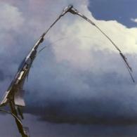 Arc per convocar la plutja